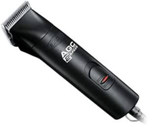 andis 22340 proclip 2 speed detachable blade clipper professional animal grooming agc2 black