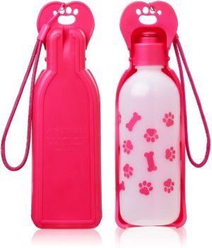 anpetbest dog water bottle portable dispenser travel water bottle bowl for dog cat small animals