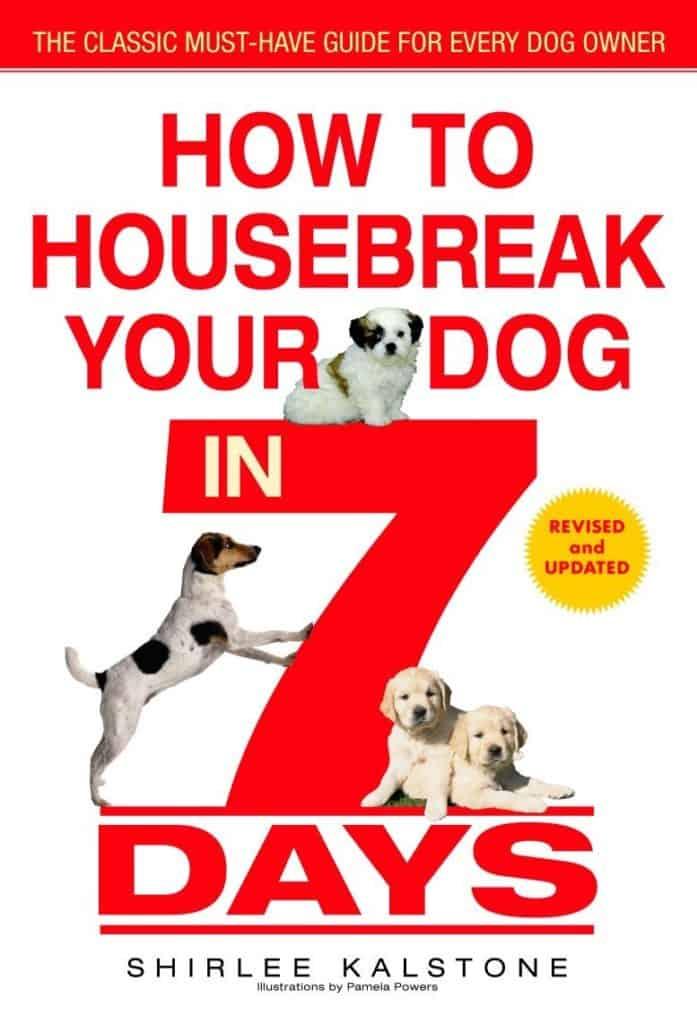 best dog training books how housebreak your dog