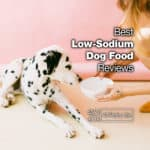 15 Best Low Sodium Dog Food Options in 2021 [REVIEWS]
