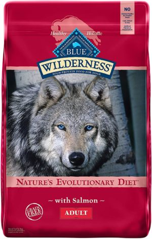 blue buffalo wilderness high protein natural dry dog food