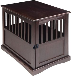 casual home wooden pet crate indoor dog house