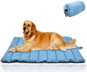 cheerhunting outdoor dog bed waterproof washablelarge size durablewater resistant portable and camping travel pet mat