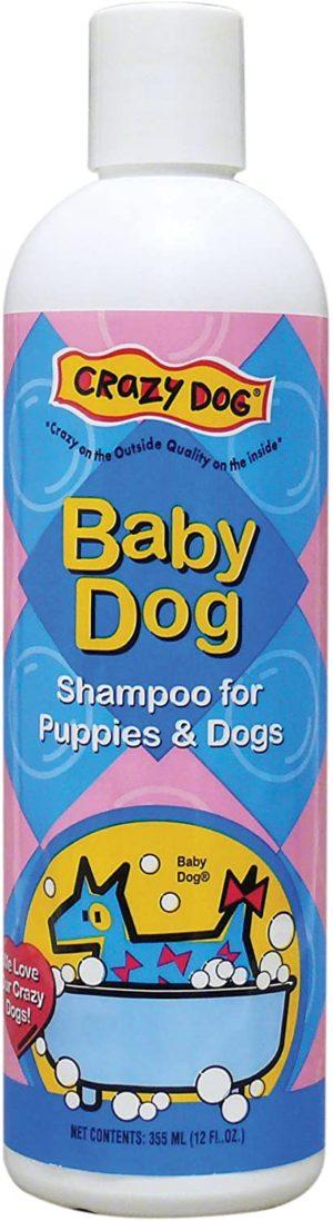 crazy dog baby dog shampoo 12 fl oz