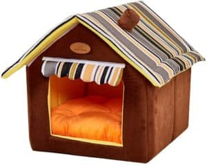 dog house soft indoor small medium large dog houses pets sponge material portable and great for transportation and short outings