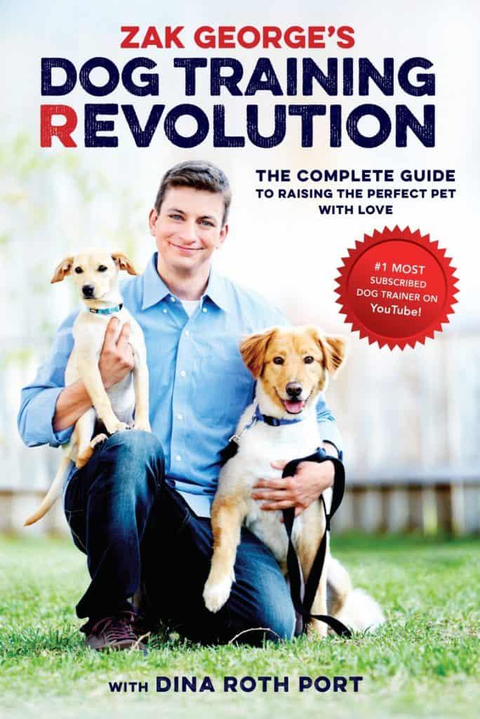 dog training books zak georges dog training revolution