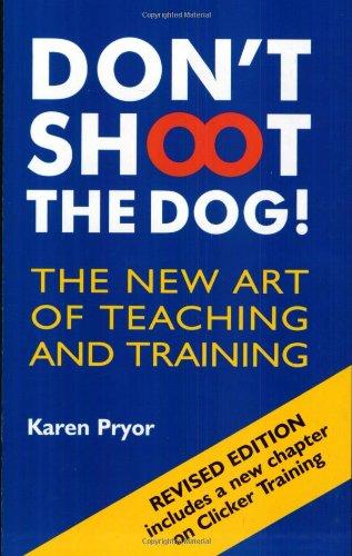 dont shoot dog teaching training