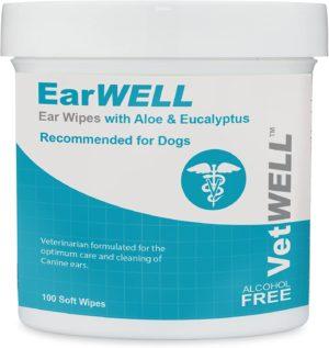earwell ear wipes