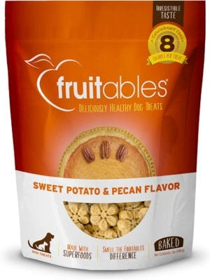 Can dogs eat pecans? fruitables baked dog treats pumpkin treats for dogs healthy low calorie treats