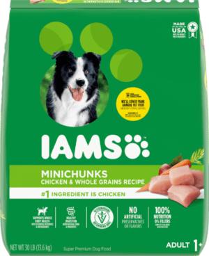iams proactive health adult minichunks dry dog food 1