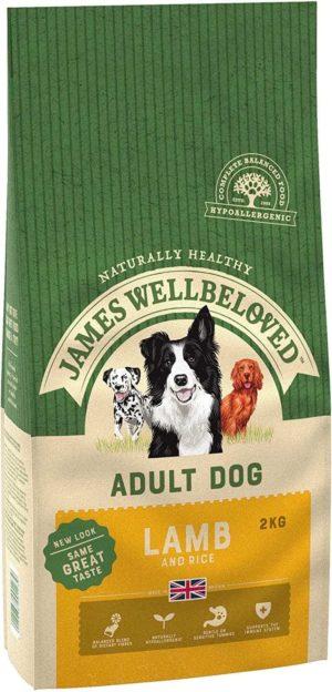 james wellbeloved food adult kibble
