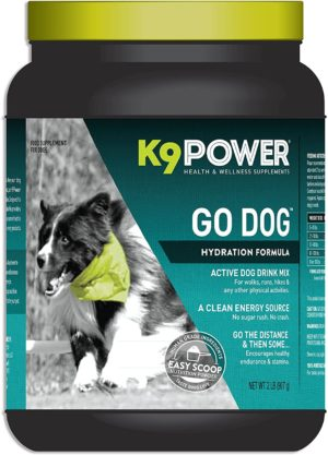 Can dogs eat lettuce? k9 power go dog total hydration performance drink for active dogs aids muscle function supports hydration endurance and recovery