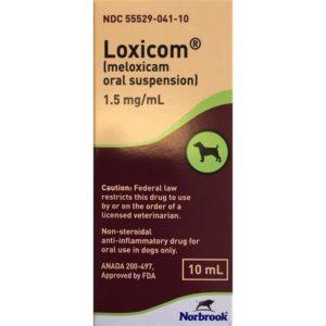 loxicom meloxicam oral suspension