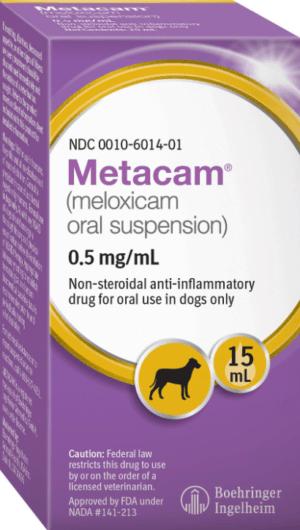 metacam meloxicam oral suspension for dogs
