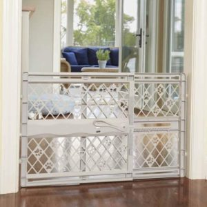 mypet north states paws Retractable Dog Gate