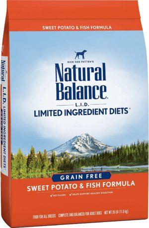natural balance l i d limited ingredient diets dry dog food grain free