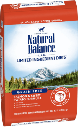 natural balance l i d limited ingredient diets small breed bites