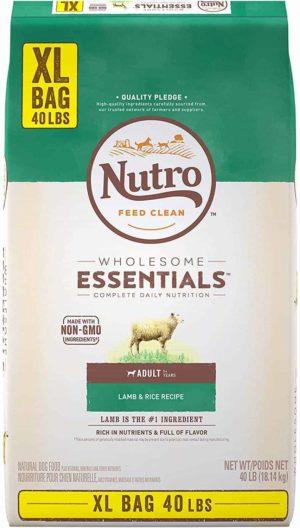 nutro wholesome essentials pasture fed recipe