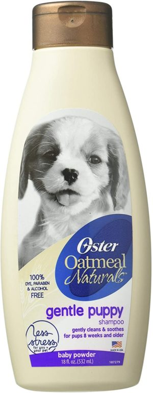 oster oatmeal essentials shampoo 18 ounce
