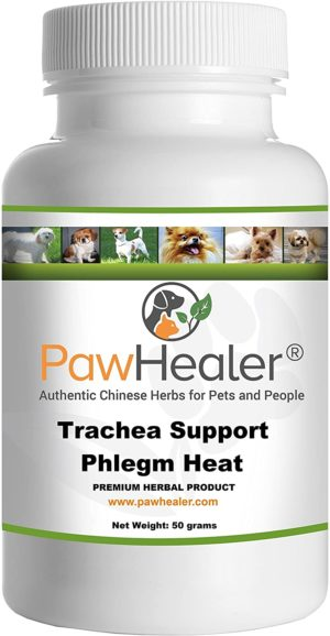 pawhealer trachea support dog cough remedy