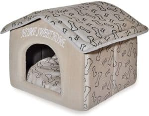 portable indoor pet house best supplies cream