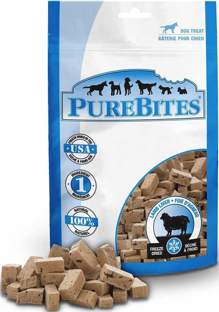purebites lamb diabetic dog treats