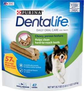 purina dentalife daily oral care