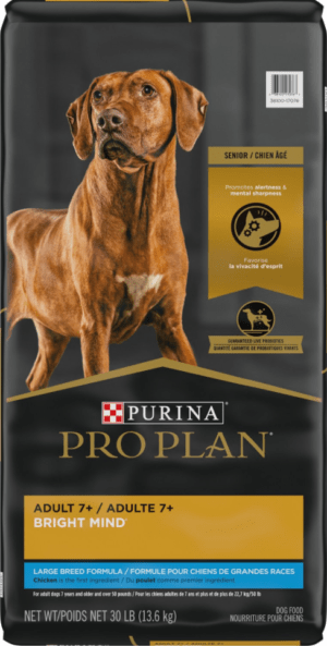 purina pro plan adultlarge breed chicken rice formula dry dog food