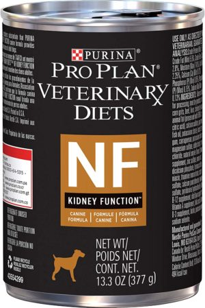 purina pro plan veterinary diets nf kidney function canine formula wet dog food