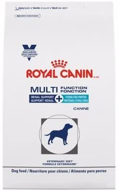 royal canin veterinary diet canine multifunction renal support hydrolyzed protein dry dog food