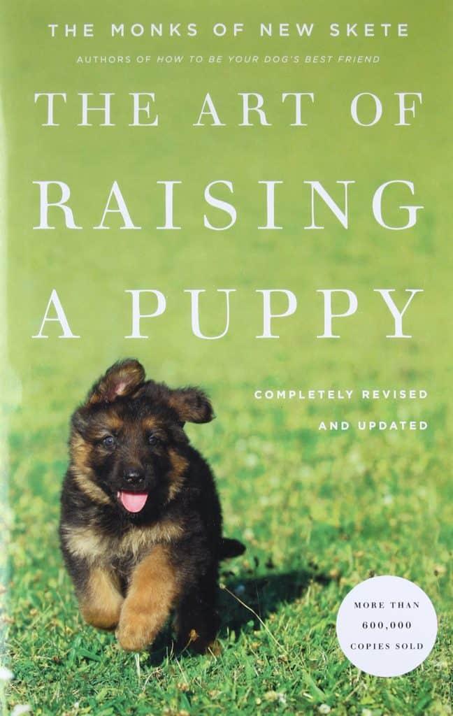 the best dog training books art raising puppy