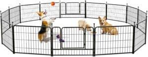 tooca dog pen 16 panels