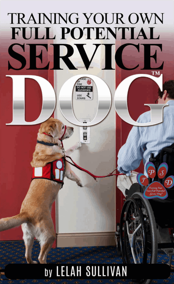 training your own service dog ebook