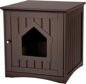 trixie pet homes or litter box enclosures