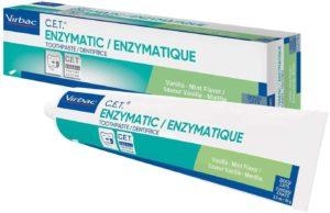 vibra cet enzymatic toothpaste vanilla mint