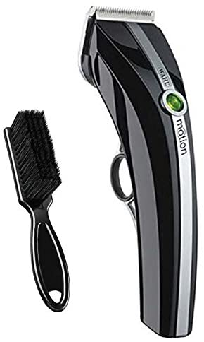wahl motion lithium ion clipper black for dogs